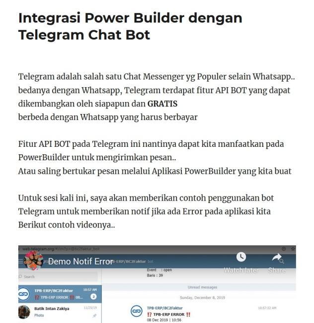 pbdev-powerbuilder-chatbot-telegram-sap-appeon-sybase-sourcecode-download-free